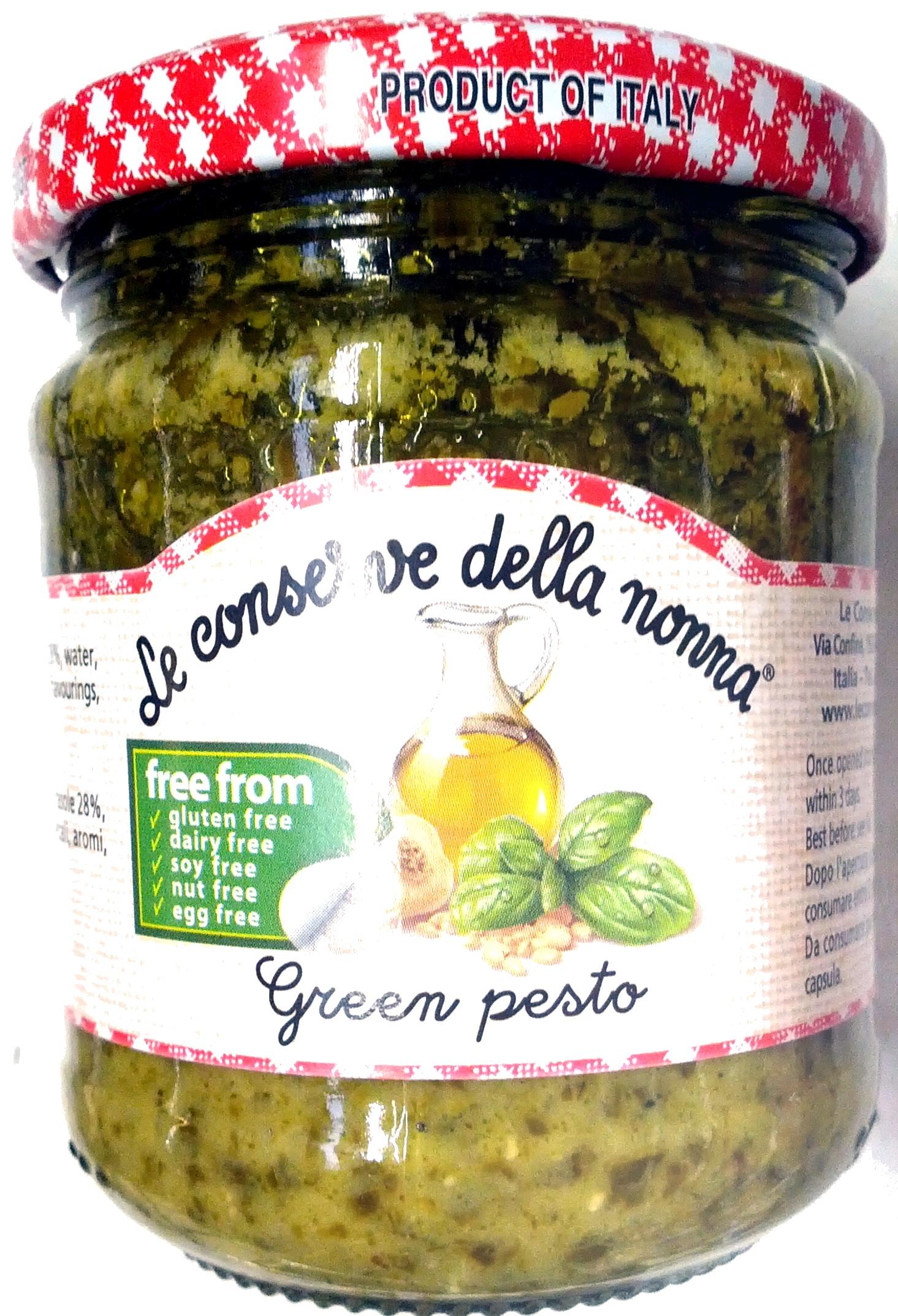 Green Pesto - Produit
