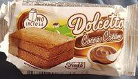 Dolcetto Cocoa Cream - Produit - fr