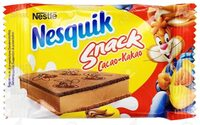 Nesquik snack - Product - en