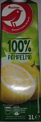 Sok grejpfrutowy - Produkt