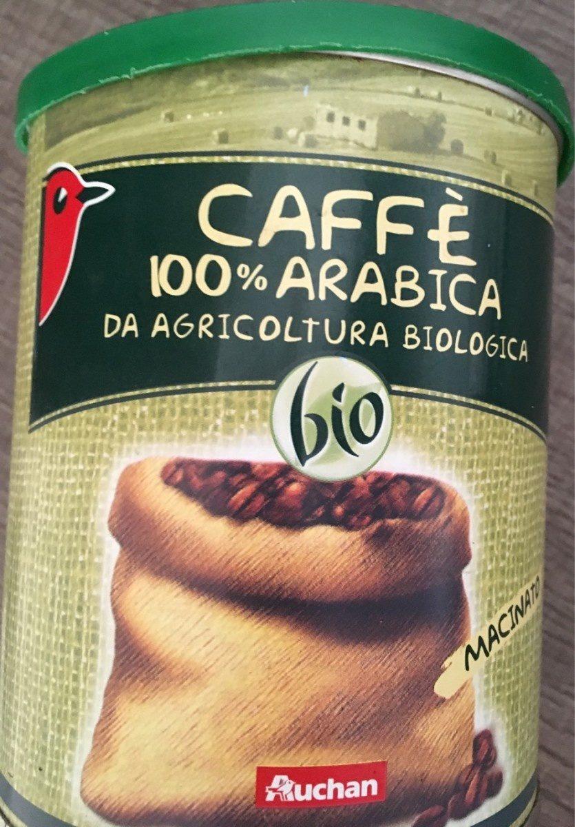 Caffè 100% arabica - Product - fr
