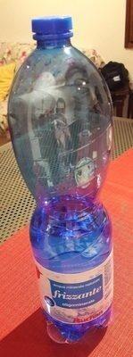 Acqua minerale naturale frizzante - Produkt - fr
