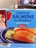 Filet de saumon en conserve - Product