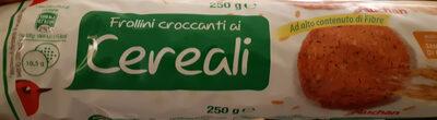 Frollini croccanti ai cereali - Product - it