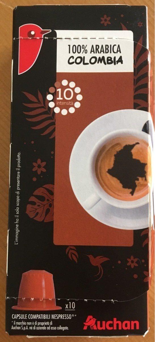 Capsule Café Colombia 100% arabica - Prodotto - fr