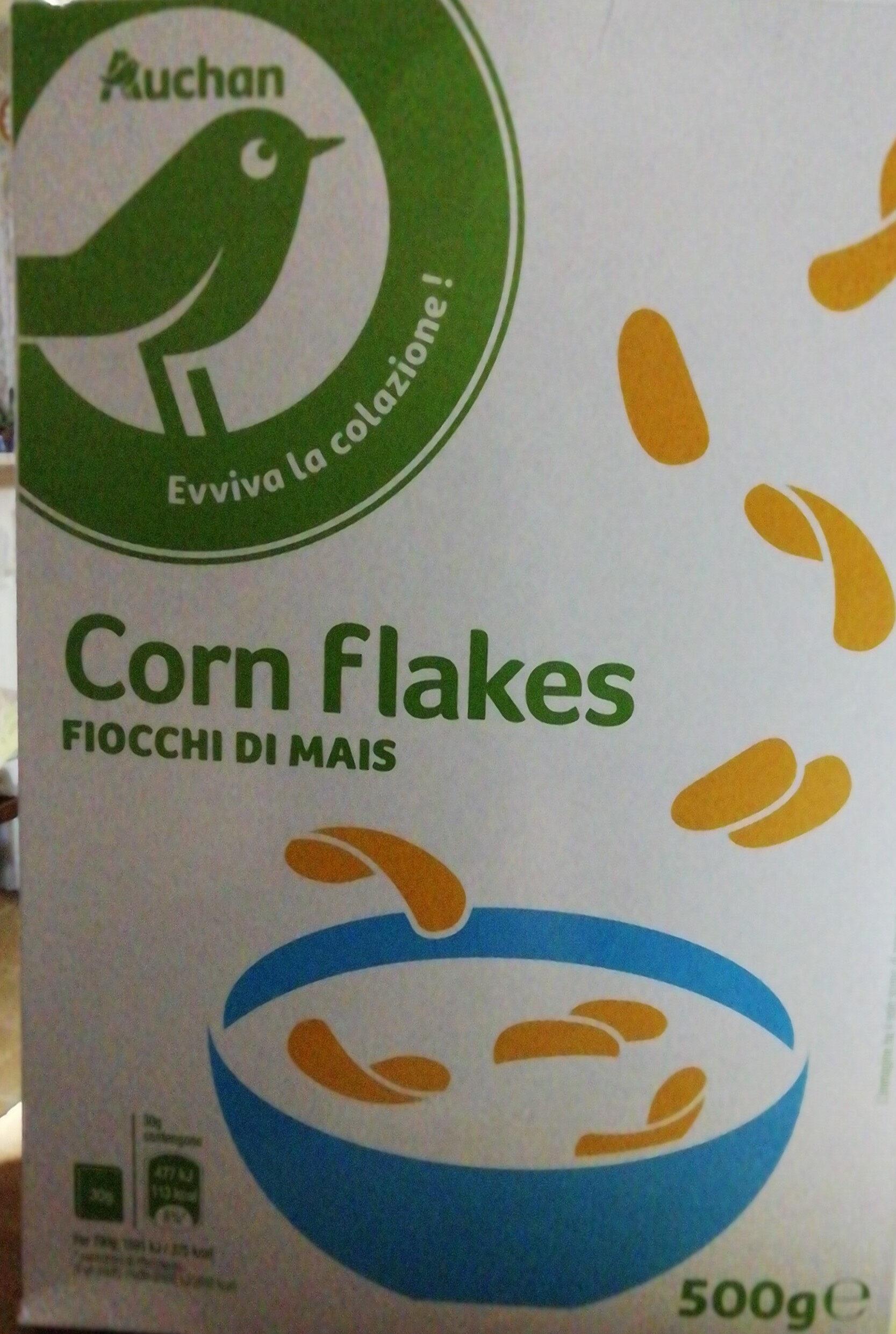 Fiocchi di mais Corn flakes - Product - it
