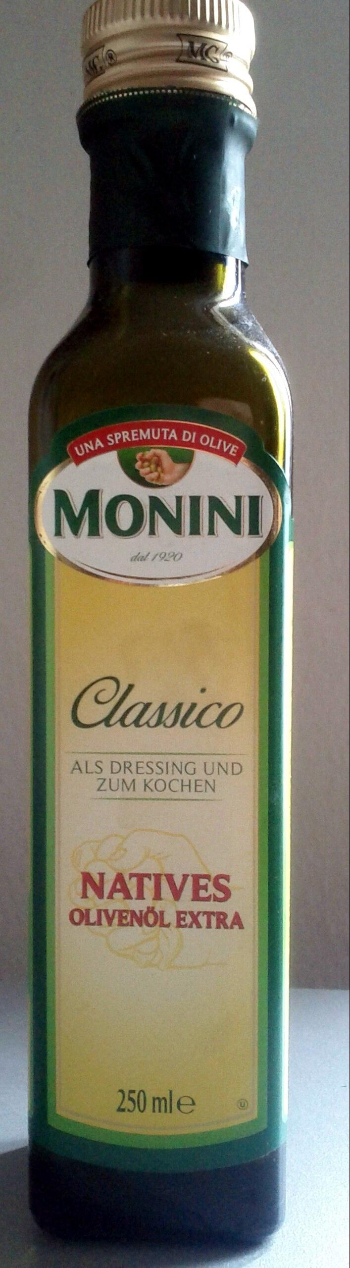 Monini Natives Olivenöl Extra - Product
