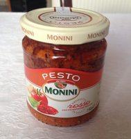 Monini Pesto Rosso 190G - Product