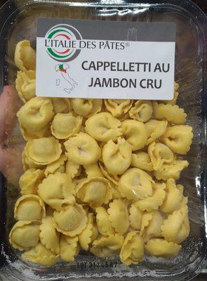 Cappelletti au jambon cru - Produit