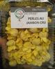 Perles au jambon cru - Produit
