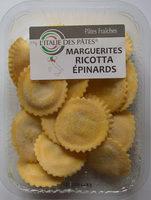Marguerites Ricotta Epinards - Produit