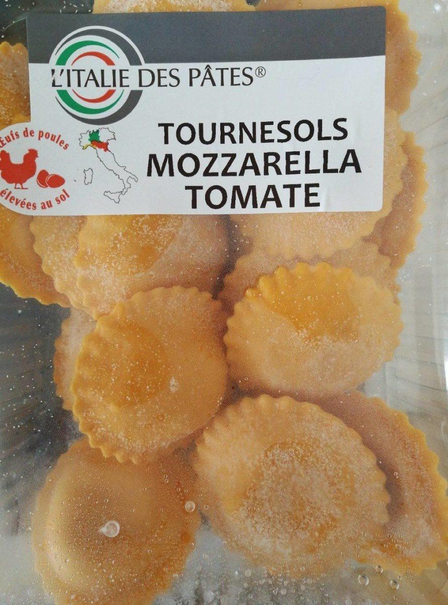 Tournesols Mozzarella Tomate - Product - fr