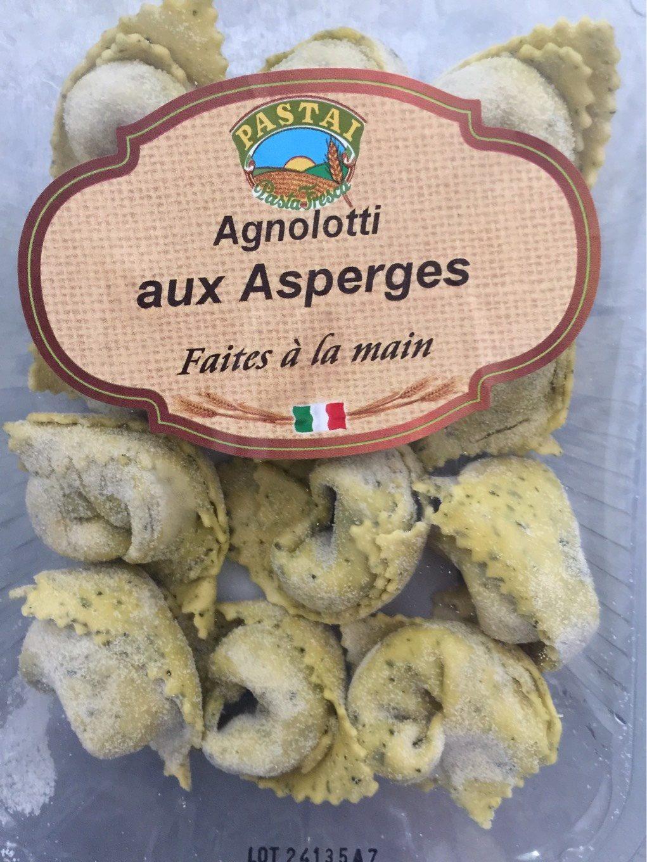 Agnolotti aux asperges - Produit