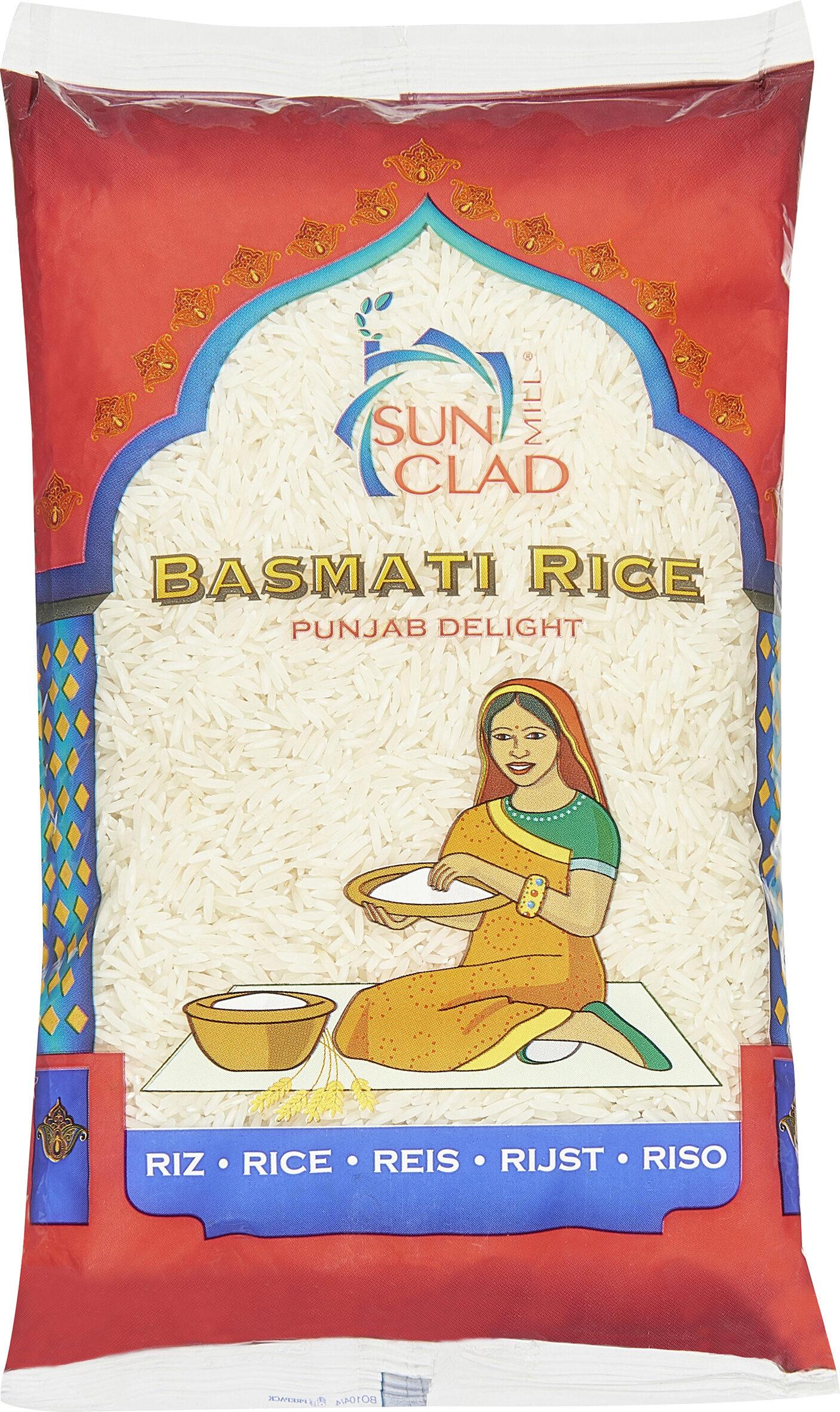 Basmati rice - Prodotto - fr