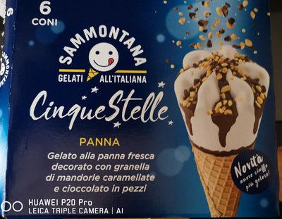 Coni gelato Cinque Stelle - Product