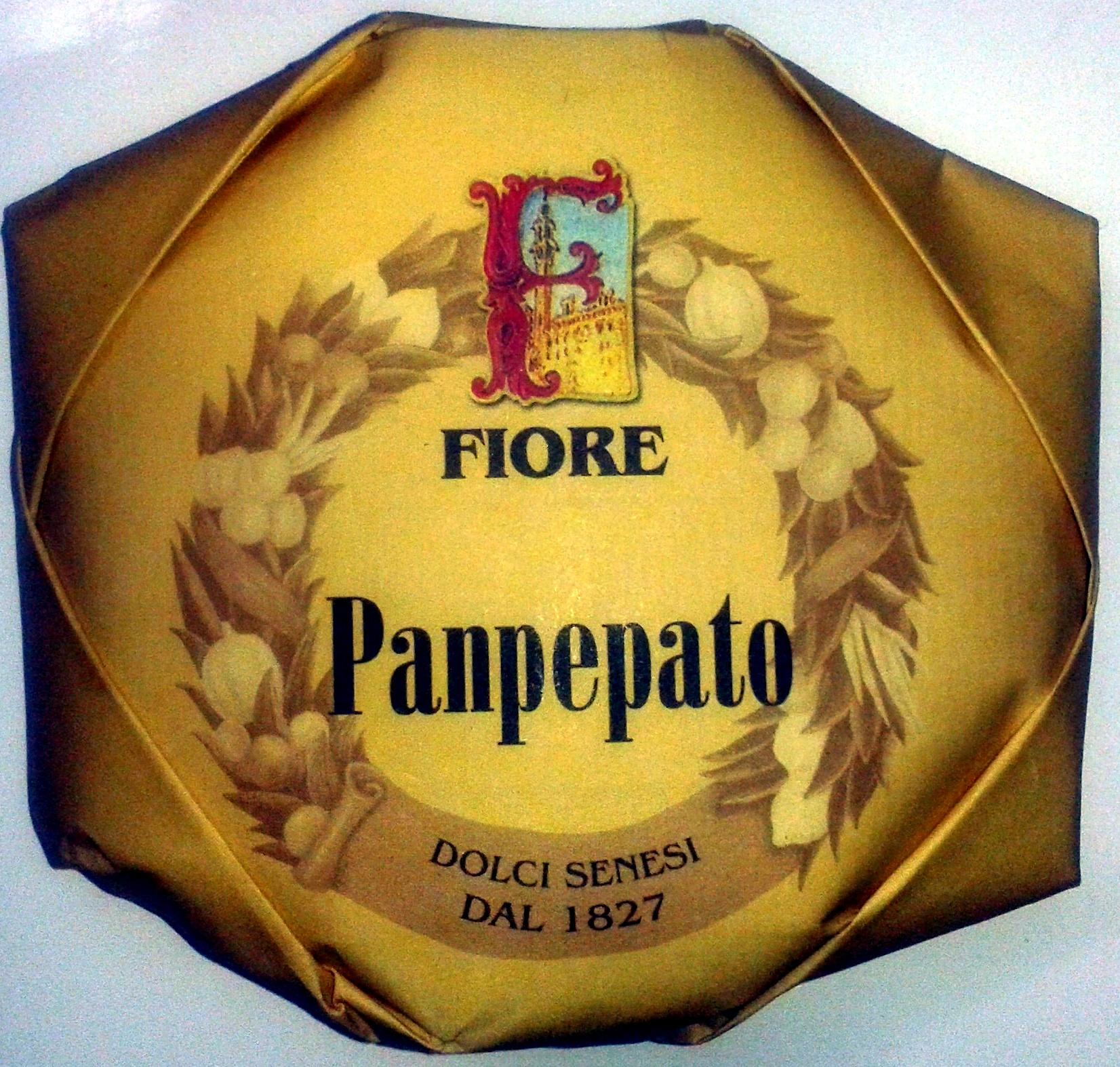 Panpepato - Produit - it