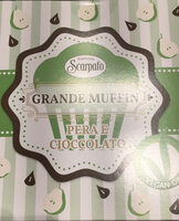 Grande Muffin Pera E Cioccolato - Product - fr