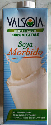 Valsoia Soya Morbido - Produit - fr