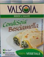 Condisoia besciamella - Produit - es