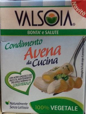 Condimento avena da cucina - Producto - es