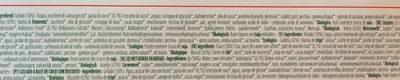 8 Sandwich Gelato Italiano Bio Vegan - Ingredientes
