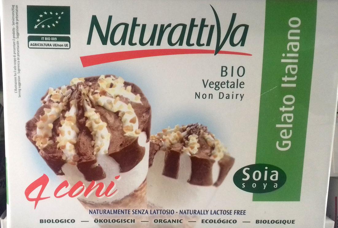 Cônes Soja Chocolat - Producto