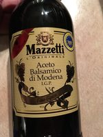 Aceto Balsamico di Modena I.G.P - Product