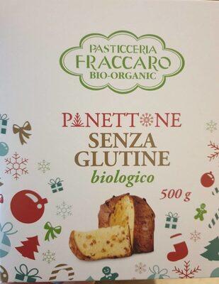 Panettone senza glutine biologico