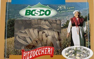 Pizzoccheri - Prodotto - it