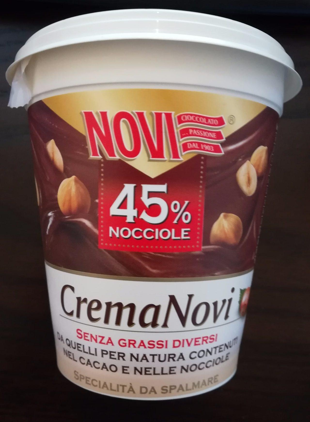 Crema Novi - Product