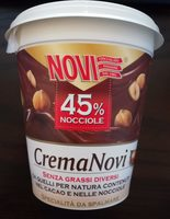 Crema Novi - Informations nutritionnelles - it