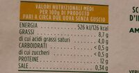 Uova fresche qualità 10 + - Valori nutrizionali - it