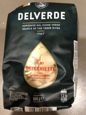 Orecchiette - Produit