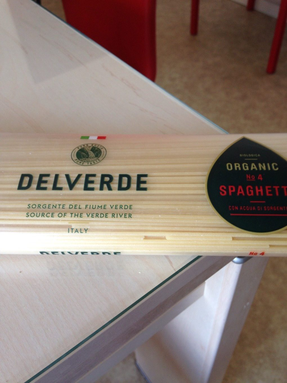Bio Spaghetti N. 4 500 GR. Delverde - Produit - fr