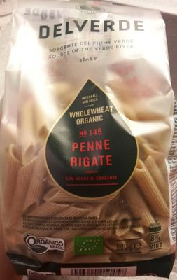 Wholewheat Organic Penne rigate - Product - fr