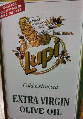 Extra virgen olive oil - Product - en