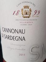 cannonau di sardegna - Produit - it