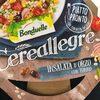 Cereallegre Insalata d'orzo con tonno - Product