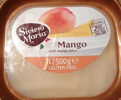 Mango with mango juice - Product
