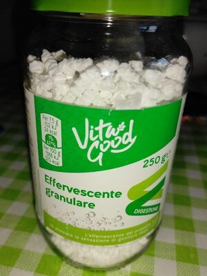 Effervescente granulare - Product - it