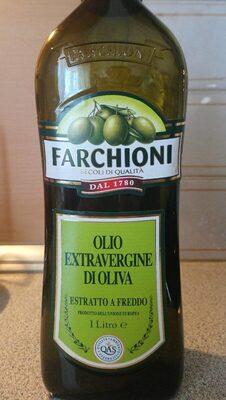 Olio extravergine Di oliva - Product - fr