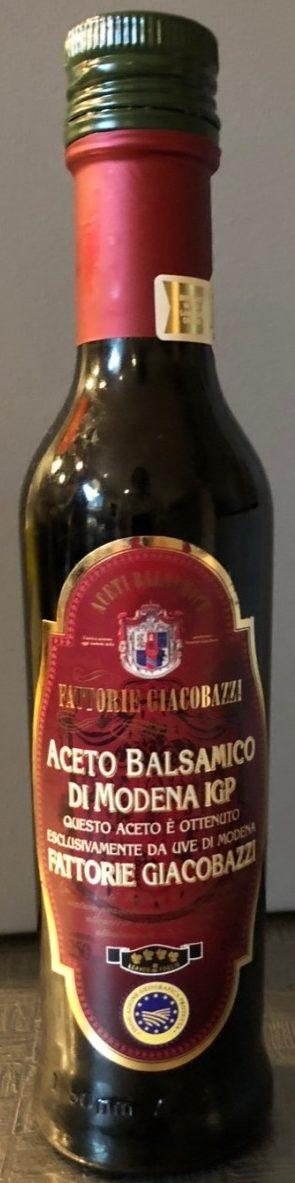 Aceto Balsamico di Modena IGP - Prodotto - fr