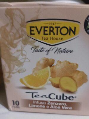 Tea cube zenzero limone aloe - Product - it