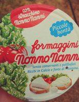 Formaggini Nonno Nanni - Product - it