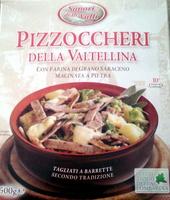Pizzoccheri della Valtellina - Product - it