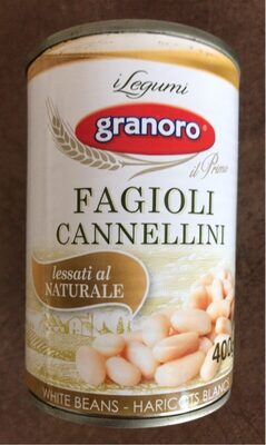 Fagioli cannellini - Product - en