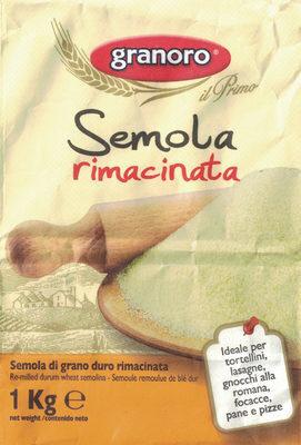 Semola rimacinata - Product - de