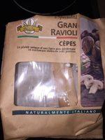 Gran Ravioli Cèpes - Produit