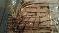 Tagliatelle au blé complet ANTICA PASTERIA, 250g - Ingrediënten - fr