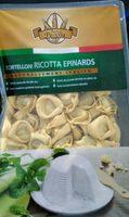 Tortelloni Ricotta Épinards - Produit - fr